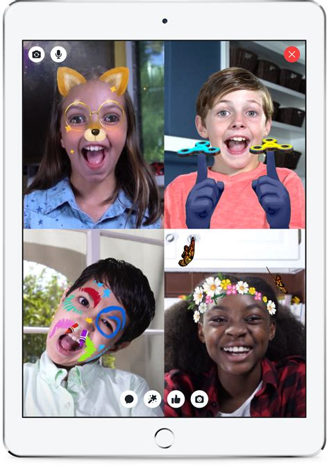 Facebook's new chat app for kids makes parents approve