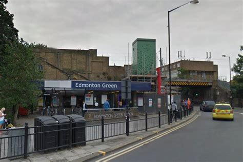 Man dies after being hit by train at Edmonton Green