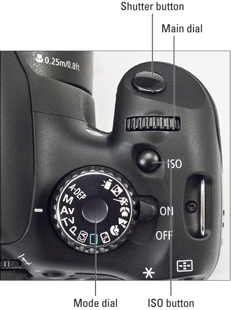 Canon EOS Rebel T2i/550D For Dummies - dummies