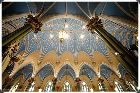 St Mary's Church, New Haven Connecticut | Vaulting
