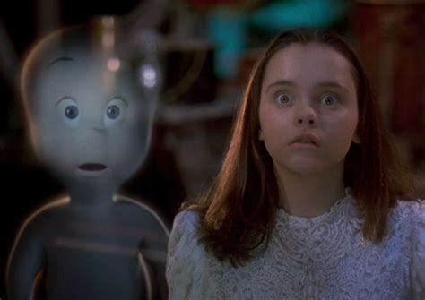 8 Questions We All Have About The Movie 'Casper'
