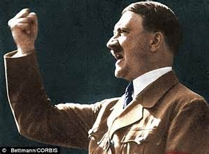 The final proof? Hitler's right-hand man dies - now his