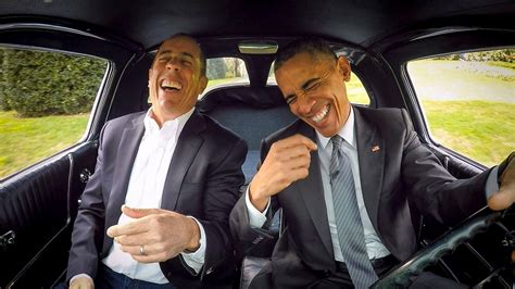"""TV Review: """"Comedians in Cars Getting Coffee"""" - UCSD Guardian"""