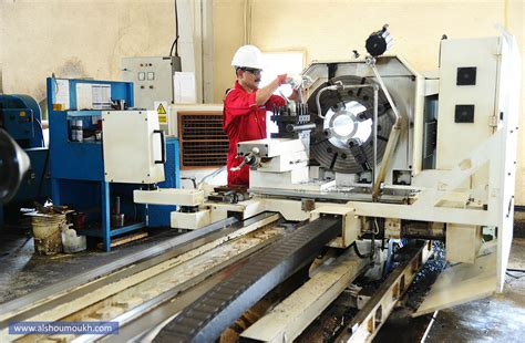 Manufacturing of Drilling & Production Equipment - Al