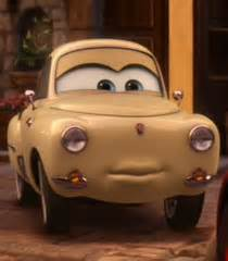 Mama Topolino Voice - Cars 2 (Movie)   Behind The Voice Actors
