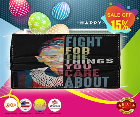 [LIMITED] Ruth bader Ginsburg Fight for the things you