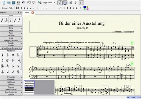 Download MuseScore v2