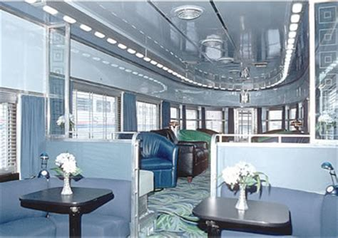 Private Rail Cars - Hire from The Luxury Train Club