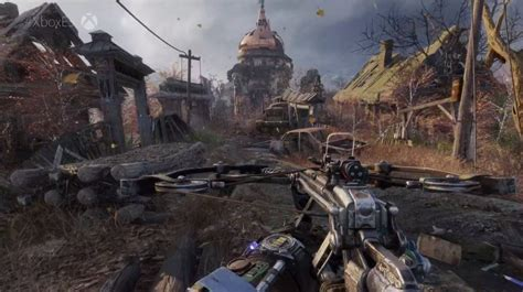 Metro: Exodus Announced At The Xbox E3 Conference