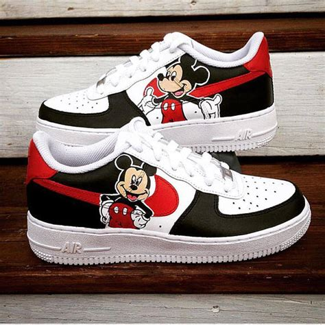 Custom Mickey Mouse Air Force One