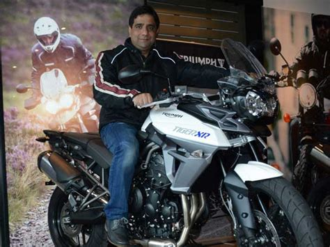 Triumph Tiger 800 XR Adventure Bike Launched In India At