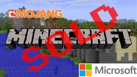 Minecraft Creator Mojang to sell for $2