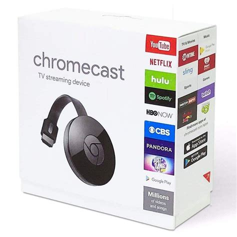 Chromecast Mobile to TV Wireless Display Dongle HDMI TV