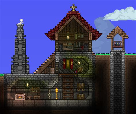 PC - Ballin' houses by Eiv | Page 10 | Terraria Community