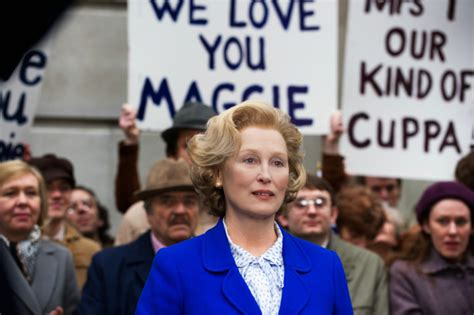 The Iron Lady (2011) - Covering Media