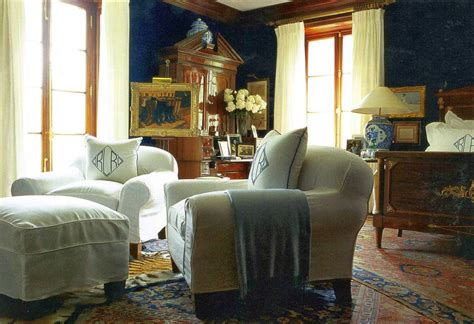 Decor Inspiration | at home with Ralph Lauren, New York