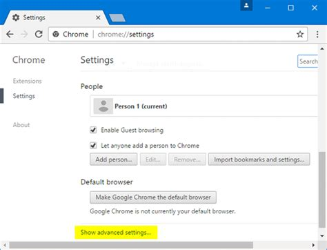 2 Ways to Reset Chrome to Default Settings without