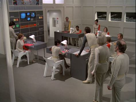 Space: 1999 - Film and Furniture