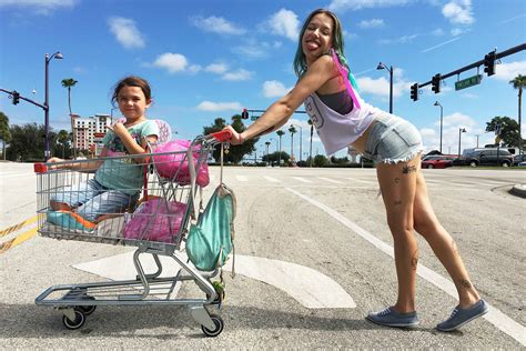 How The Florida Project's Star Bria Vinaite Was Discovered