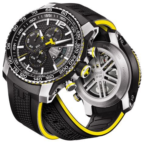 Tissot PRS 516 Extreme Chronograph Watch | Watch Review