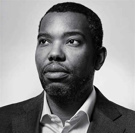 Ta-Nehisi Coates Allows His Writing to Stand For Itself