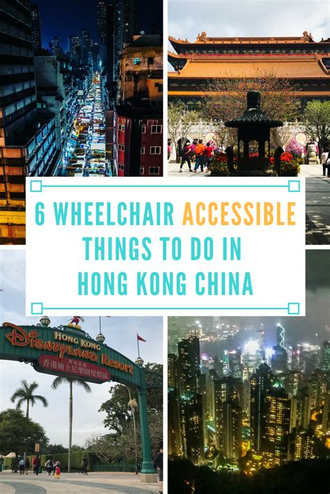 6 Wheelchair Accessible Things to Do in Hong Kong • Spin