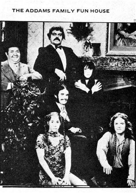 The Addams Family Fun-House (lost ABC pilot; 1973) - The