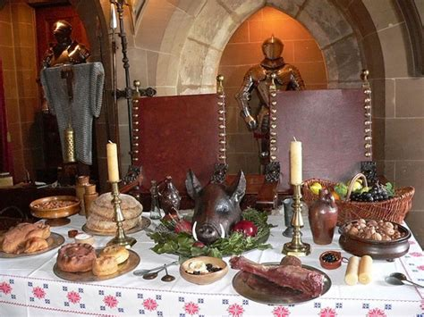 HHS Library Guild: Medieval Feast
