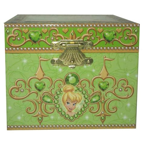 Your WDW Store - Disney Trinket Box - Tinker Bell Musical