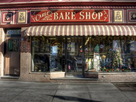 Carlo's Bakery Front   Home of the Cake Boss Buddy