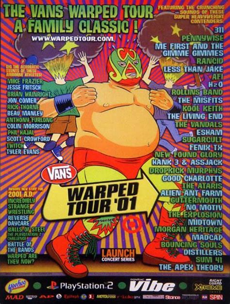 10 most memorable Warped Tour lineups, from 1995 to 2018