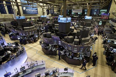NYSE rejects Nasdaq takeover bid - The Blade