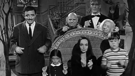 'The Addams Family' Is Getting A Creepy And Cartoony