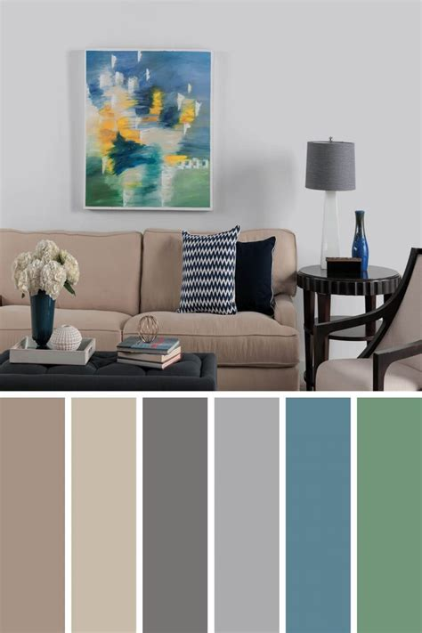 Beautiful Living Room Wall Color Ideas Matching with