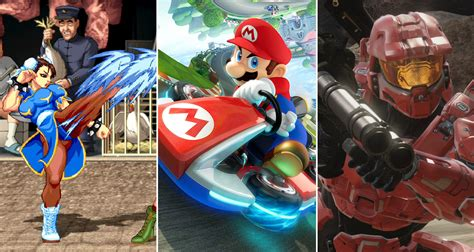 The best multiplayer video games ever: From Mario Kart to