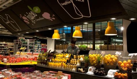 ICA Liljeholmen – Juice & Smoothie Bar by IDEI Concepts AB